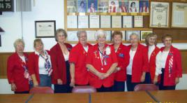 Installation of Belleview Unit 284 Auxiliary