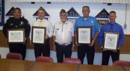 Law Officer & Fighter Awards Banquet