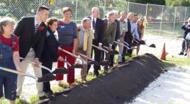 Fisher House Ground Breaking