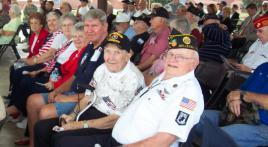 Veterans Dy at the Ocala Marion County Veterans Park