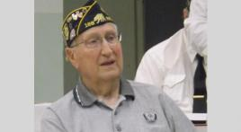 Elijah B. Hayes Post 168 recognizes 70-year member