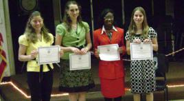 District 7 Oratorical Contest Department Of Florida
