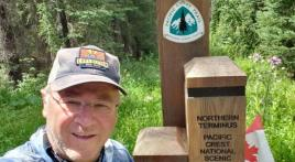 300 miles on the Pacific Crest Trail