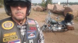 Ride through the Colorado mountains