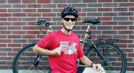 2,000 Miles for Hope