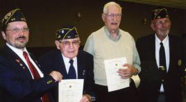 Celebrating 70 years of Legion membership