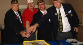 91th American Legion Birthday Celebration