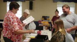 Post 64 Donates School Supplies