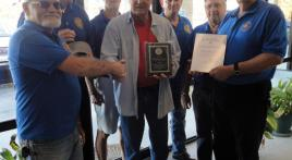 Little River American Legion Post 186 award