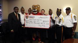 Robert Bethel American Legion receives $25,000 donation