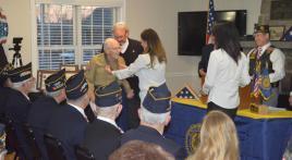 Post 651 honors Long Island Korean War veterans