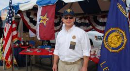 American Legion Post 110 at 2012 NAS Oceana Air Show.