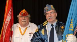 Gladstone (Mich.) Sons Squadron 71 honors Michigan Veteran of the Year