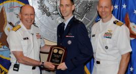 Post 284 Member Receives An Award