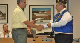 American Legion Day, September 16
