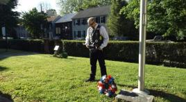 Honoring the fallen is priority