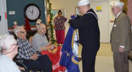 Oklahoma post recognizes veterans with gifts, time, thanks