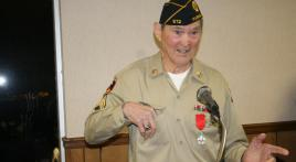 Ohio Legionnaire receives highest French honor