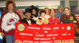 HALLOWEEN BINGO @ RI VETERANS HOME