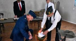 Post 1980 (Woodland Park, Colo.) honors homeless veteran