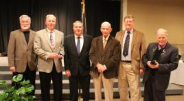 Zigler Legacy Award presented to American Legion Post 19