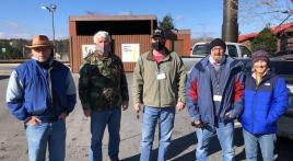 County veterans conduct homeless outreach when state cancels National Point in Time count