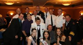 Parma, Ohio, Post 572 picks up the tab for nearly 300 first responders