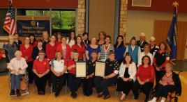 Women Veterans of Southwest Missouri post receives permanent charter