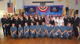 First Navy Birthday Gala!