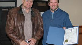 "Legionnaire receives ""Welcome Home Vietnam Veteran"" proclamation"