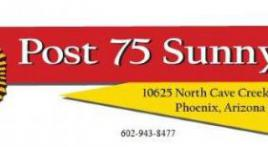 Post 75 Sunnyslope Arizona