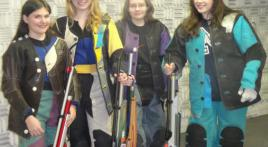 GREEN ADVANCES IN JR SHOOTING SPORTS COMPETITION