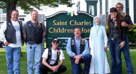 NH American Legion RidersChapter 11 - Rollinsford - Raises money for Children's Home