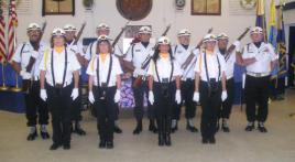 ALR 268 Color and Honor Guard