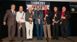 Henry Repeating Arms honors veterans at Great American Outdoor Show