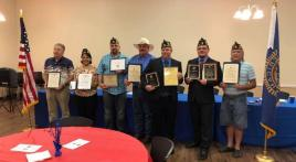 Royse City Post 100 takes home the awards