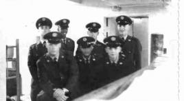 Memories of basic training in 1962 at Lackland Air Force Base