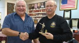 Post 24 holds 100th anniversary pistol match