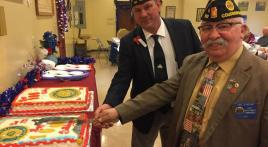 Pennsylvania Potter Post 192 celebrates Legion's 100th birthday