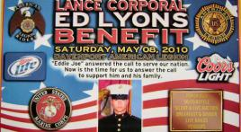 Lance Corporal Ed Lyons Benefit and Run