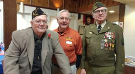 Hampstead American Legion Post 200 to host free veterans dinner