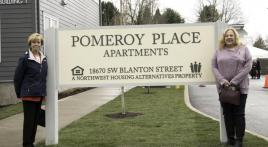 Washington County opens apartments for homeless veterans