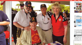 Post 374 hosts a decade of VA picnics