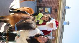 Cherokee County Homeless Veteran program has Breakfast with Santa for homeless and disabled veterans with families