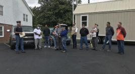 Cherokee County veterans vehicle donation program for homeless and disabled veterans donates three vehicles and tiny home