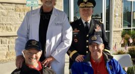 D-Day for V-Day: Bridging the veterans dental health gap with charity