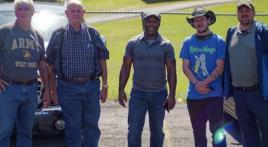 Cherokee County Homeless Veteran Program partnership with American Legion Post 45 donates 20th vehicle to veterans in need of transportation