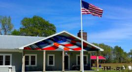 Bergen County (N.J.) American Legion builds a cabin at sanctuary for our veterans