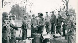 Veteran works to get Korean War photos in pictured soldiers' hands