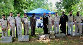 Post 31 Color Guard honors fallen Tuskegee Airman 73 years after his death